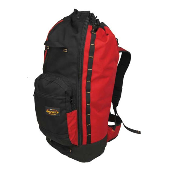 Gorge Pack Closed Red