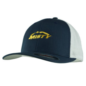 Gold Logo Trucker Hat