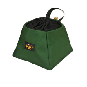 Misty Mountain Threadworks Bouldering Chalk Pot Front